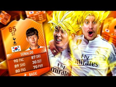SPECIAL FANTA HEUNG MIN SON! THE KOREAN RONALDO AND THE FULL MOTM SQUAD! FIFA 17 ULTIMATE TEAM