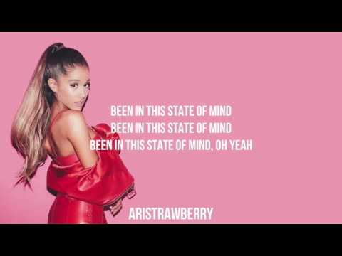 Ariana Grande Greedy Lyrics