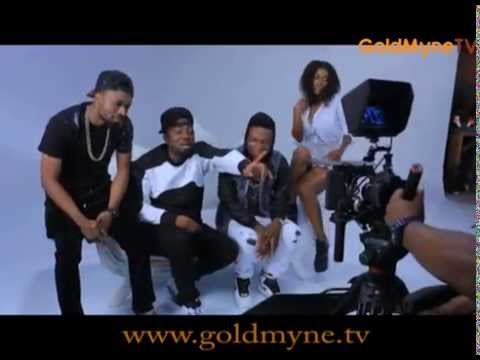 Behind The Scenes of DJ KAYWISE's 'Feel Alright' with Iceprince, Mugeez and Patoranking