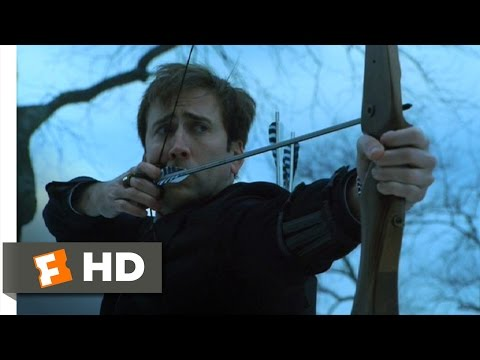 The Weather Man (8/9) Movie CLIP - Aiming at Russ (2005) HD