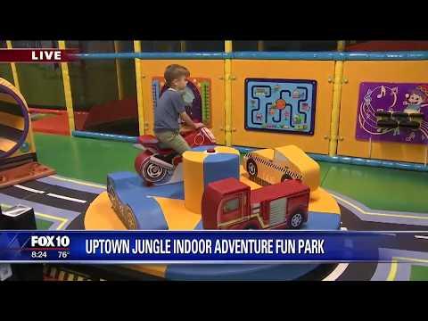 Cory's Corner: Uptown Jungle Indoor Adventure Park