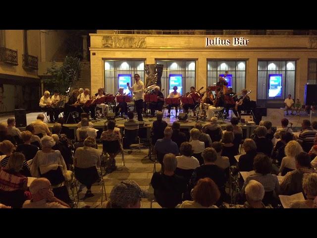 La Verzaschina - Piazza San Carlo Lugano agosto 2019