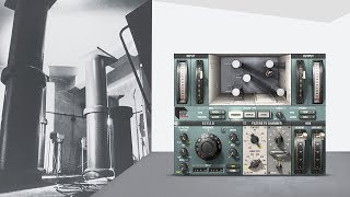 Introducing the Waves Abbey Road Chambers Reverb Plugin