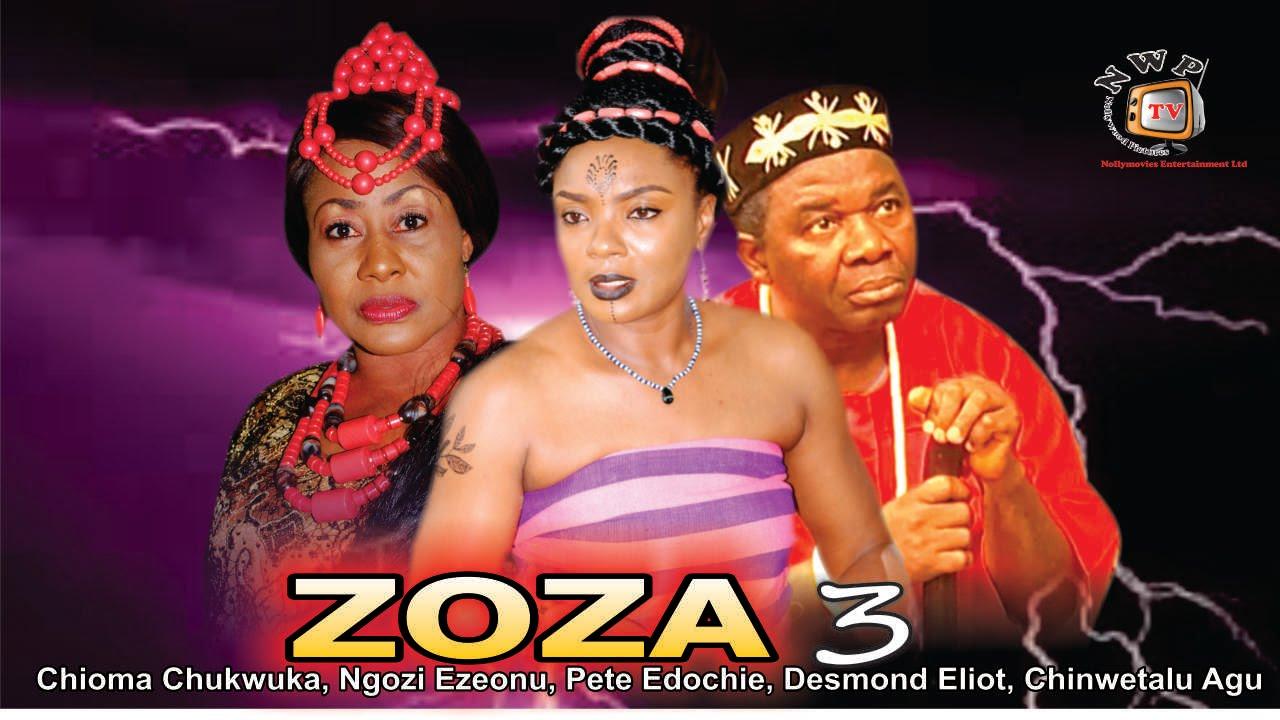 Download Zoza 3  - Nigerian Nollywood  Movie