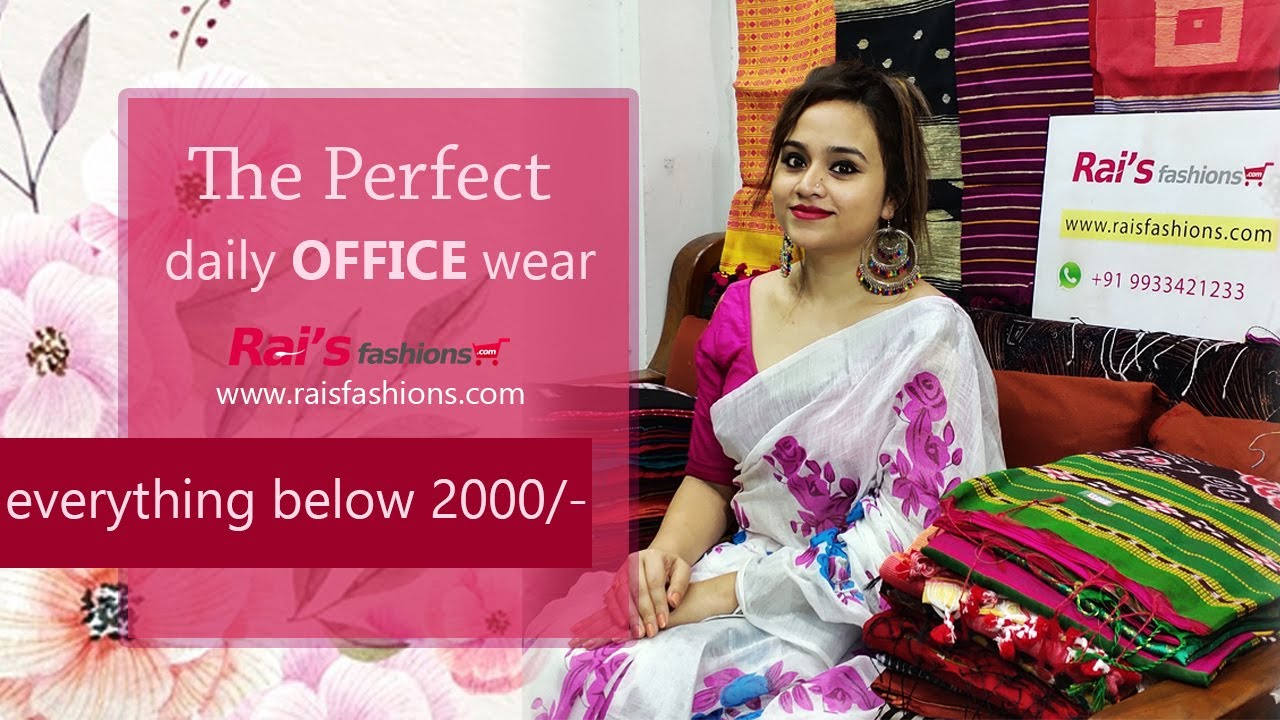 The Perfect Daily Office Wear 💖 Everything Below ₹2000 (07th August) - 21G