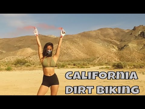 Day in the dirt - California Dirtbiking