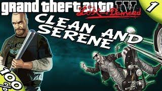 GTA IV TLAD [:Billy #1:] CLEAN AND SERENE [100% Walkthrough]