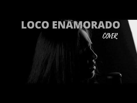 LOCO ENAMORADO - ABRAHAM MATEO | CAROLINA GARCÍA COVER
