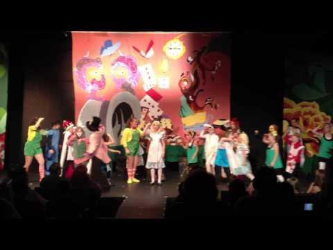 """Alice in Wonderland (Finale)"" from Alice in Wonderland Jr."