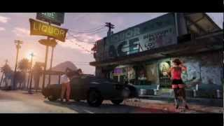 Gta 5 - Official Multiplayer Gameplay (E3 2012)