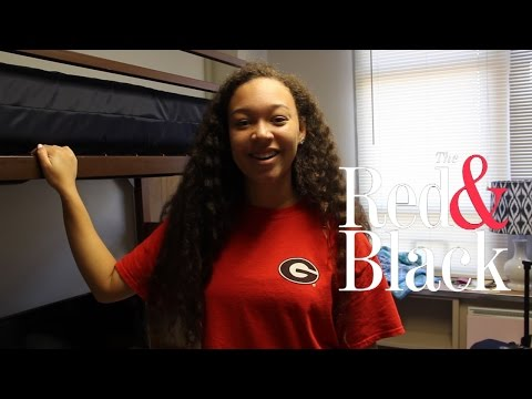 Georgia Freshmen Move-In Day 2015