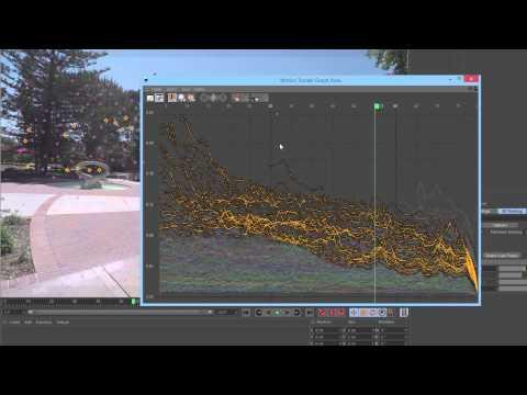 ... Design New In Cinema 4D Release 17 Quickstart Motion Tracking Workflow