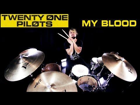 Twenty One Pilots - My Blood (Drum Cover)