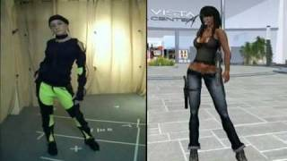 Vista Animations Dangerous Girl AO for Second Life