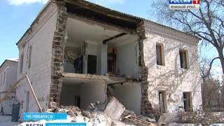 Ветхие дома в Челябинской области(А также на сайте http://www.cheltv.ru/, 2016-03-27T06:30:38.000Z)