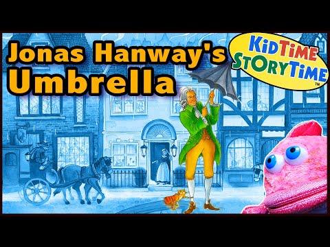 Jonas Hanway's Umbrella ☔️ Nonfiction Story for Kids Read Aloud
