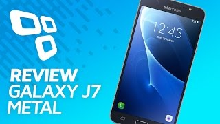 Samsung Galaxy J7 Metal - Review - TecMundo thumbnail