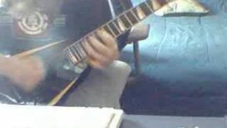 solo kinssing the shadow children of bodom cover dany