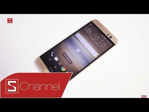 Schannel - Mở hộp HTC One ME: Thiết kế đẹp, màn hình 2K, loa kép giá siêu rẻ 6.29 triệu