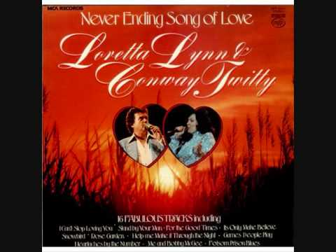 Conway Twitty and Loretta Lynn- Country Bumpkin