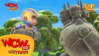 Cậu Bé Robot Siêu Clip 4 - Vir : The Robot Boy - Cartoon Movie - Cartoons For Children