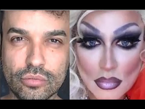 Shocking Miracle Makeup Transformation From Man To Woman