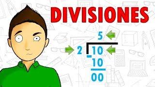 DIVISIONES Super facil - Divisiones para principiantes
