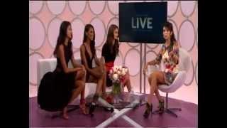 Daniela Braga,Grace Mahary,Taylor Hill: Victoria Secret