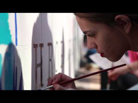 Winner of Greenville Barricades Project discusses her design | Anthropologie