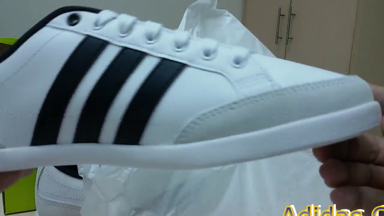 cheap for discount 1c405 e2feb Unboxing Review sneakers Adidas Caflaire Lo BB9705