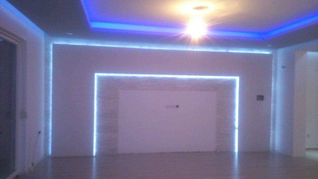 instalime elektrike te ndryshme punime me led etj new 2014 youtube. Black Bedroom Furniture Sets. Home Design Ideas