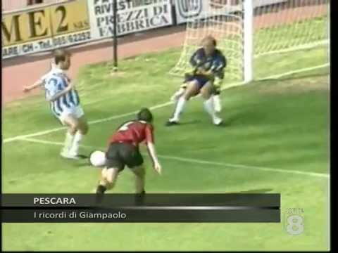 Federico Giampaolo goal collection in biancazzurro