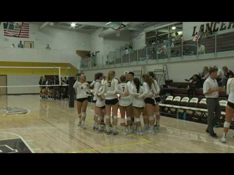 Archbishop Mitty Monarchs vs St. Francis Lancers - Volleyball, September 21, 2016