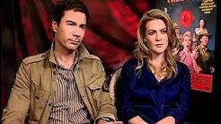 Alien Trespass - Exclusive: Eric McCormack and Jenni Baird