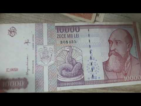 new-video!-austrian-schilling-&-romanian-lei-banknotes-(may-2,-2019)