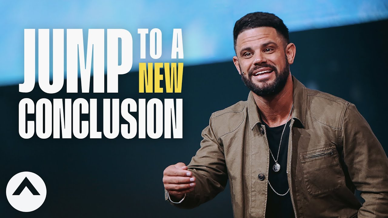 Jump To A New Conclusion | Pastor Steven Furtick | Elevation Church