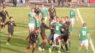 Mexico vs Irlanda del Norte Final Milk Cup 2013 Sub-18