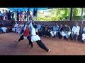 Girls Kalaripayattu fight show.pinarayi,kerala.India