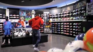 Хави и Альба в новой рекламе Adidas.