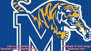 University of Memphis Tigers Fight Song