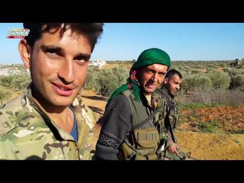 Rojava Kurdistan Syria Field Report