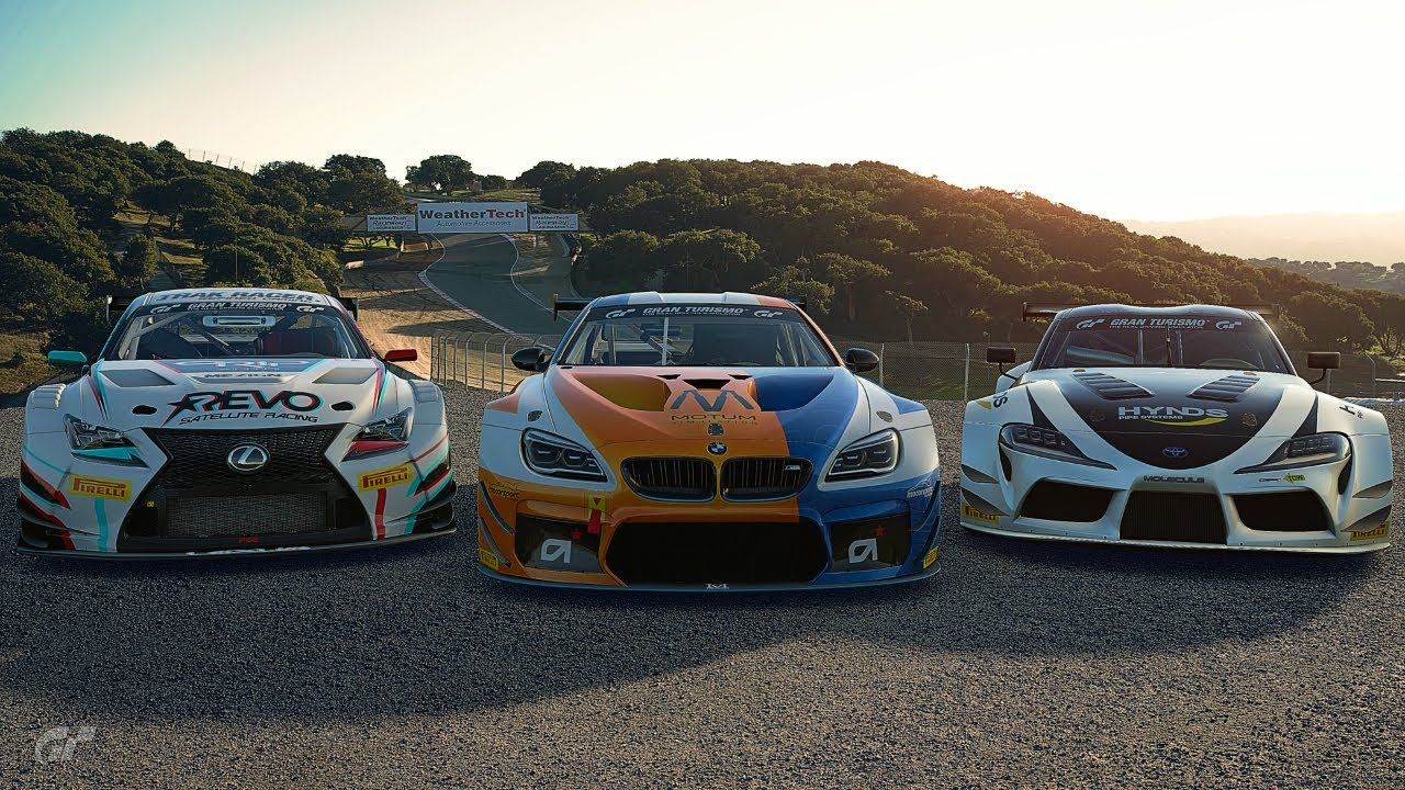 Altus Win Two from Two at Laguna Seca