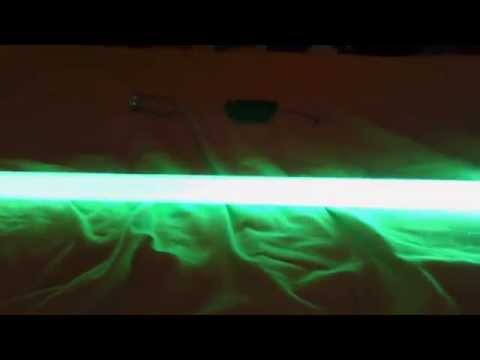 Ultrasabers Review: The Dominix V2 In Consular Green (grab-bag)