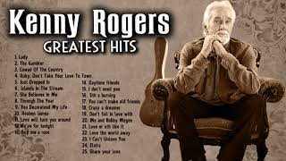 Kenny Rogers Greatest Hits Playlist - Kenny Rogers Best Songs Full Album