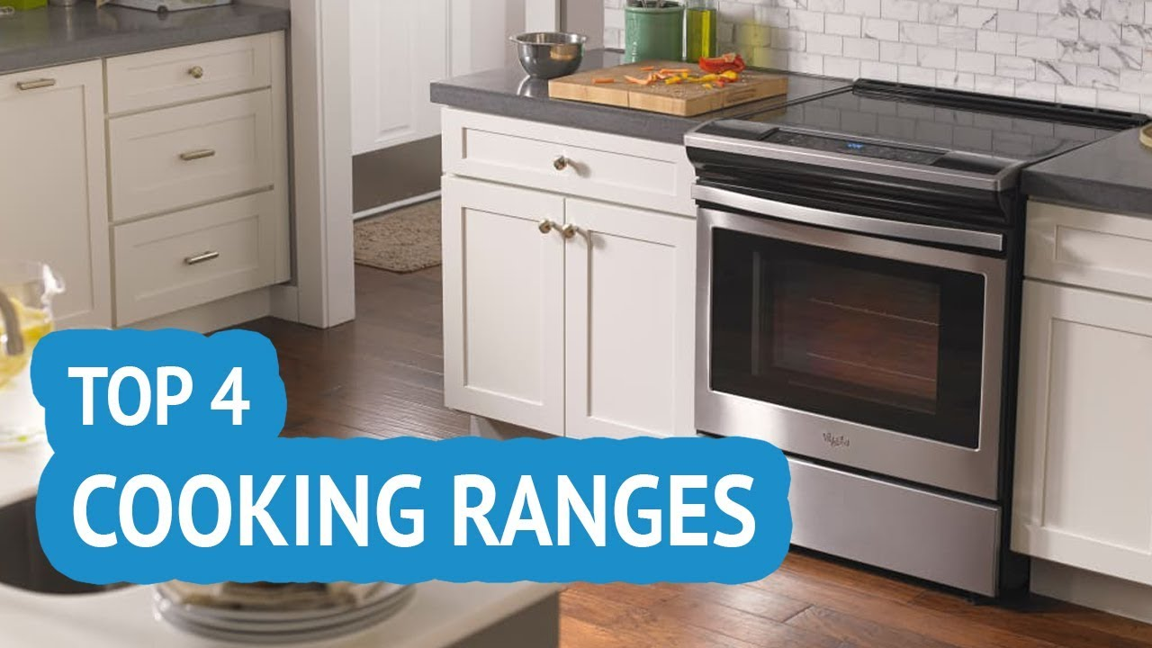 4 Best Cooking Ranges Reviews
