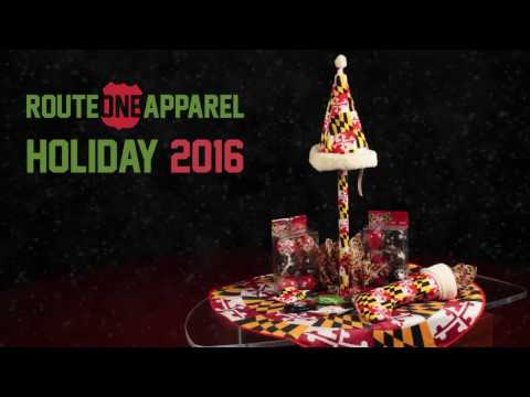 Home for the Holidays - Shop Maryland Pride with Route One Apparel
