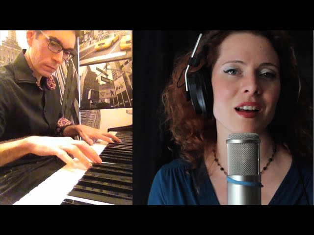 Autumn Leaves Cover by Eva Schubert and Jordan Baccheschi - Jazz