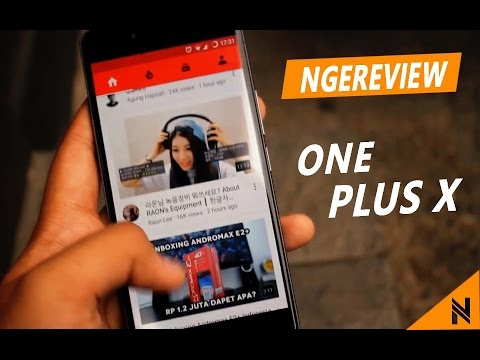 NgeReview - OnePlus X Indonesia