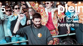 N'to [live] @ Pleinvrees Kingsday 2015