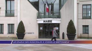 Yvelines | Les enjeux des municipales à Voisins-le-Bretonneux